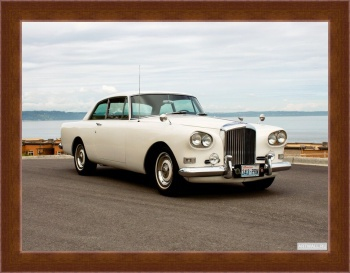 Магнитная картина Bentley S3 Continental Coupe by Mulliner & Park Ward '1964,