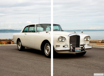 Модульное панно Bentley S3 Continental Coupe by Mulliner & Park Ward '1964,