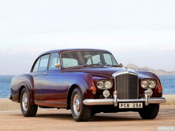 Bentley S3 Continental Flying Spur Saloon by Mulliner '1963,