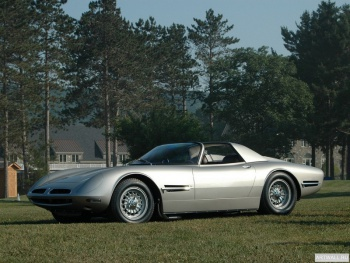 Bizzarrini 5300 SI Spyder Prototype '1966,