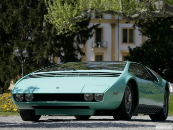 Bizzarrini Manta '1968 дизайн ItalDesign,