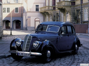 BMW 327 Coupe '1937-41,