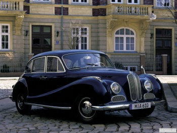BMW 328 Kamm Coupe '1940,
