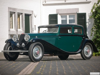 Bugatti Type 46 Faux Cabriolet by Veth & Zoon '1930,