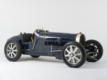 Bugatti Type 51 Grand Prix Lord Raglan '1933,