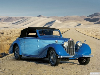 Bugatti Type 57 Sports Saloon '1934,