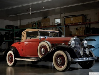 Buick 90 Convertible Coupe '1932,