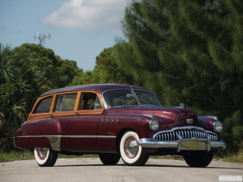 Buick Roadmaster Estate Wagon '1949,