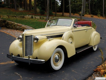 Buick, Buick Special Convertible '1938