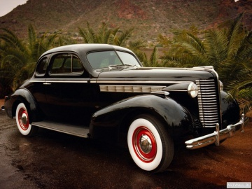 Buick, Buick Special Sport Coupe (46S) '1938