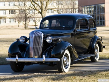 Buick Special Victoria Coupe (48) '1936,