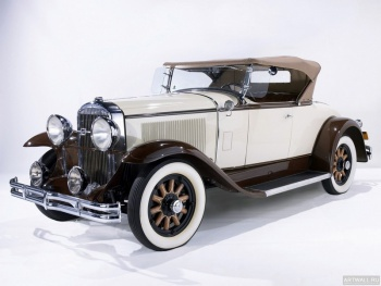 Buick Sports Roadster 28-54X '1928,