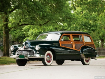 Buick Super Estate Wagon (59) '1947,
