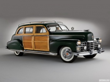 Cadillac Fleetwood Seventy-Five Sedan by Bohman & Schwartz '1949,