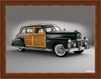 Магнитная картина Cadillac Fleetwood Seventy-Five Sedan by Bohman & Schwartz '1949,
