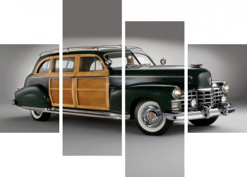 Модульное панно Cadillac Fleetwood Seventy-Five Sedan by Bohman & Schwartz '1949,