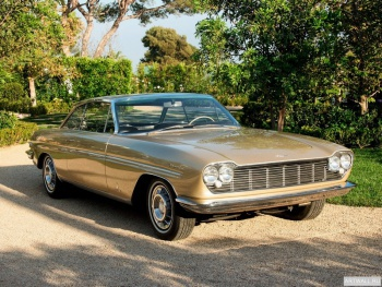 Cadillac Jacqueline Brougham Coupe Concept '1961 дизайн Pininfarina,