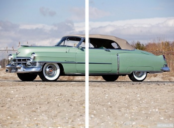 Модульное панно Cadillac Sixty-Two Convertible '1957,