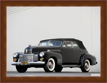 Магнитная картина Cadillac Sixty-Two Convertible Coupe '1951,