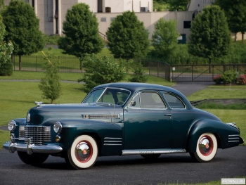 Cadillac Sixty-Two Convertible Coupe '1952,