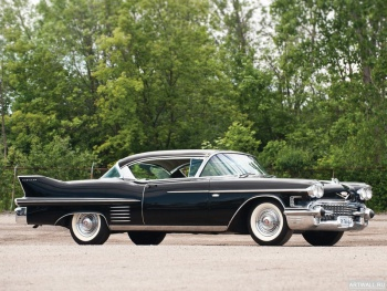 Cadillac Sixty-Two Coupe de Ville '1956,