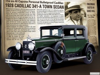 Cadillac V12 370-A All Weather Phaeton by Fleetwood '1931,