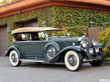 Cadillac, Cadillac V16 452 452-A Roadster by Fleetwood '1930-31