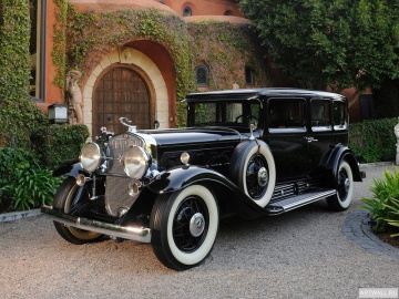 Cadillac, Cadillac V16 452-C Limousine by Fleetwood '1933