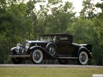 Cadillac V16 452-D Roadster by Fleetwood (5702) '1934,