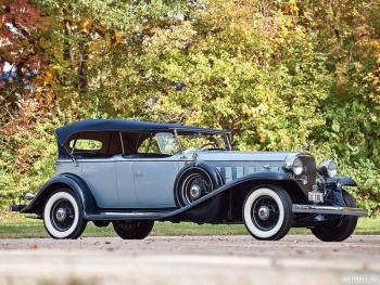 Cadillac V16 Convertible Sedan by Saoutchik '1930,