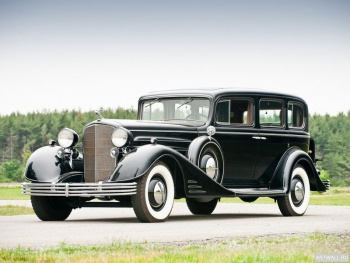 Cadillac V16 Presidential Convertible Limousine '1938,