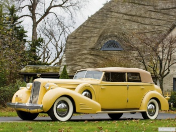 Cadillac V16 Series 90 Ceremonial Town Car by Fleetwood '1938,