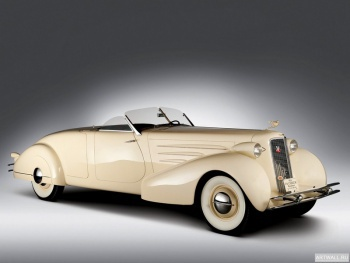 Cadillac V16 Series 90 Convertible Coupe '1936,