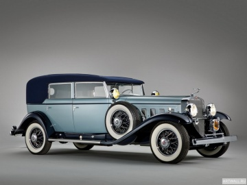 Cadillac, Cadillac V16 Series 90 Custom Imperial Cabriolet by Fleetwood '1937