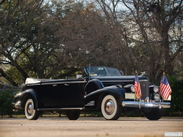 Cadillac, Cadillac V16 Series 90 Presidential Convertible Limousine '1938