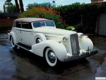 Cadillac V8 Series 70 Coupe '1936,