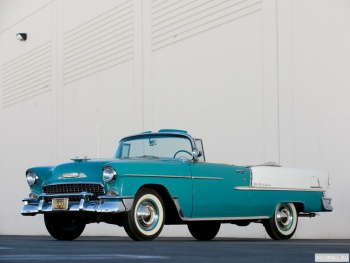 Chevrolet Bel Air Convertible '1955,