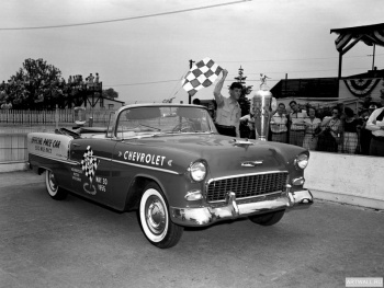 Chevrolet Bel Air Convertible Indy 500 Pace Car '1955,