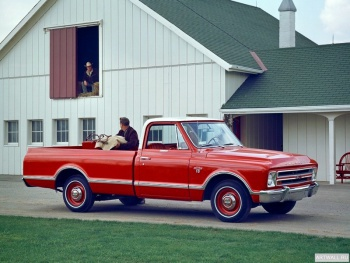 Chevrolet C10 Fleetside '1967,