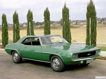 Chevrolet Camaro RS 327 (I) '1969,