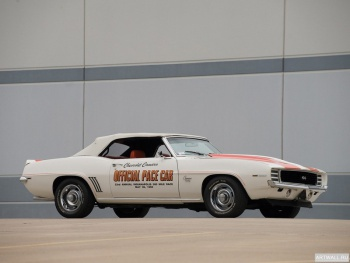 Chevrolet Camaro SS Convertible Indy 500 Pace Car (I) '1969,