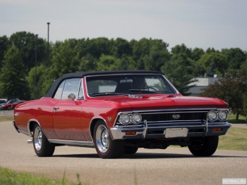 Chevrolet Chevelle SS 396 Convertible '1966,