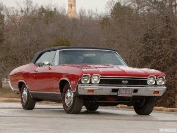 Chevrolet Chevelle SS 396 Convertible '1968,