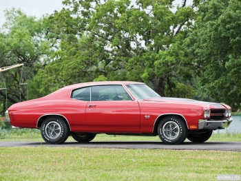 Chevrolet Chevelle SS 396 Hardtop Coupe '1970,