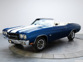 Chevrolet Chevelle SS 454 LS5 Convertible '1970,