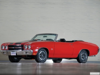 Chevrolet Chevelle SS Convertible '1970,