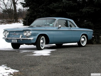 Chevrolet Corvair 700 Club Coupe '1961,