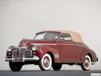 Chevrolet Special Deluxe Convertible '1941,