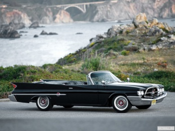 Chrysler 300F Convertible '1960,