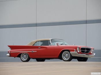 Chrysler 300G Convertible '1961,